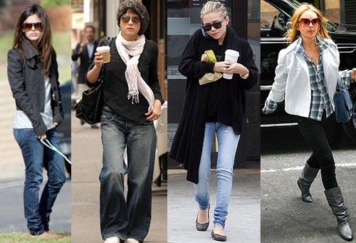 Jeansy na każdą pogodę
