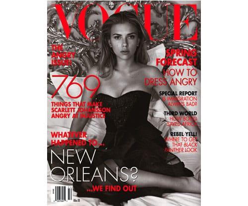 Vogue bez Anny Wintour