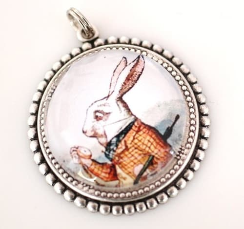 Biegnąc za białym królikiem