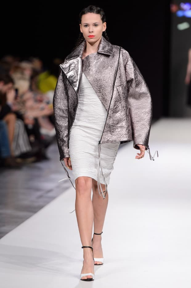 Fashionphilosophy Fashion Week Poland 2014 Aleja Projektantow - Michal Szulc