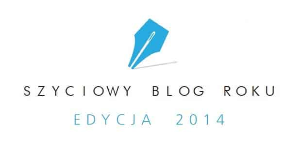 Szyciowy Blog Roku 2014