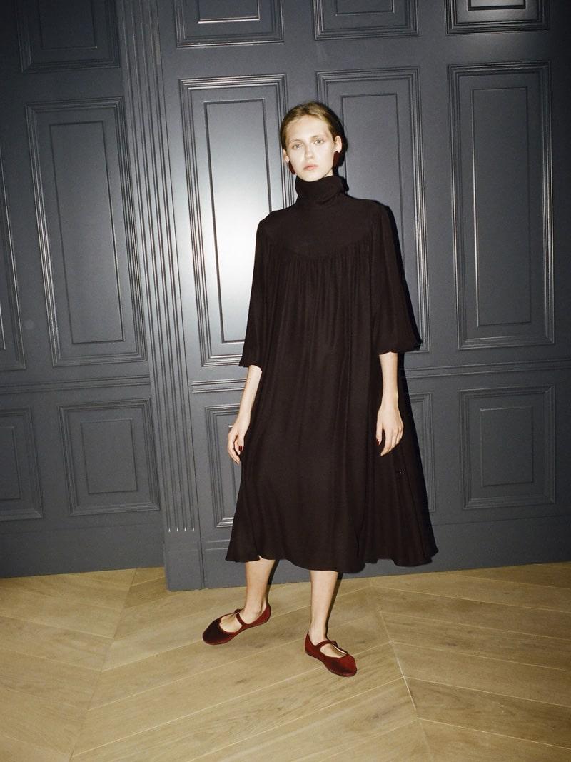 10 Bella silk dress 1
