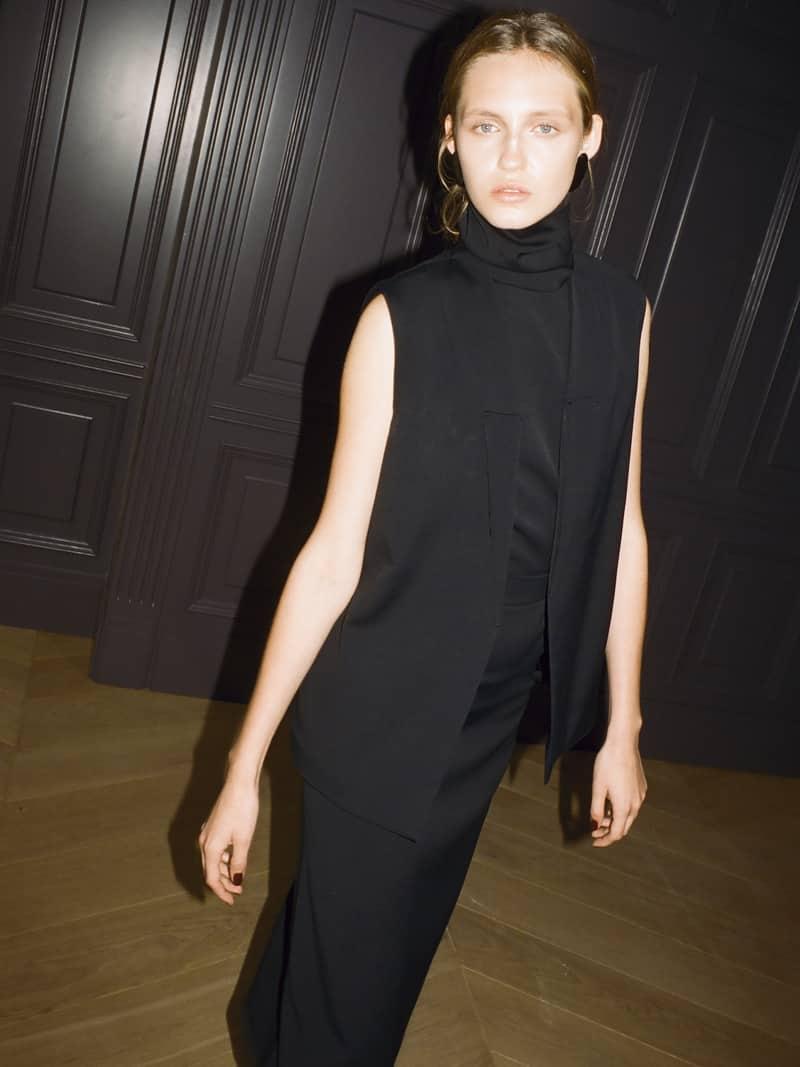 16 Carlotta vest, Gaia turtleneck, Gioia pants, Francesca skirt 2