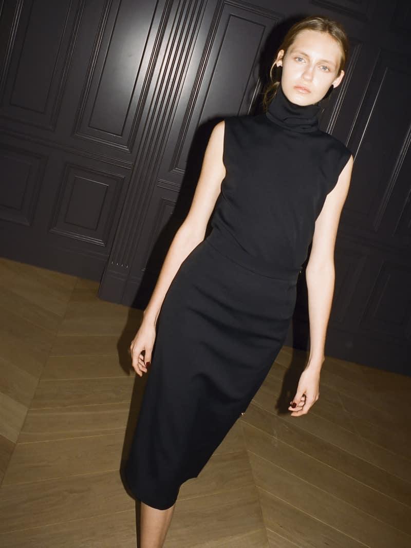 33 Gaia turtleneck, Gioia pants, Francesca skirt 3