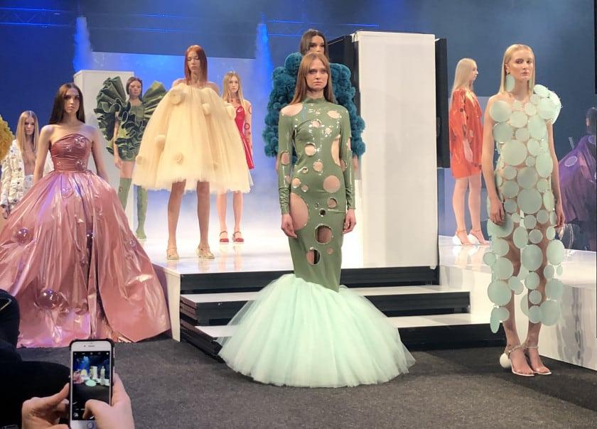 Łódź Young Fashion Award 2019. Metropolia, której nie ma.