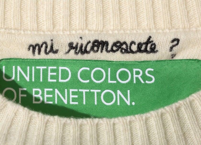 Benetton. Wczoraj, dziś, jutro.
