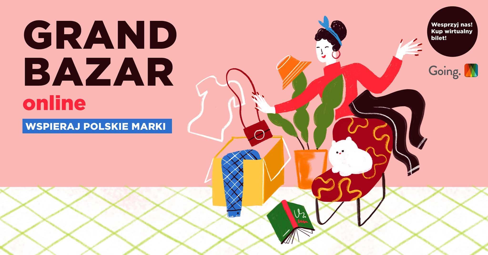 GRAND BAZAR online. – Harel – niezależny blog o modzie