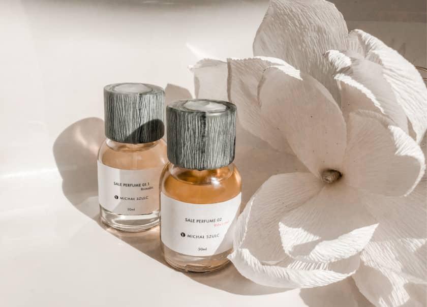 Michał Szulc. Sale Perfume 02. Ribes oud.