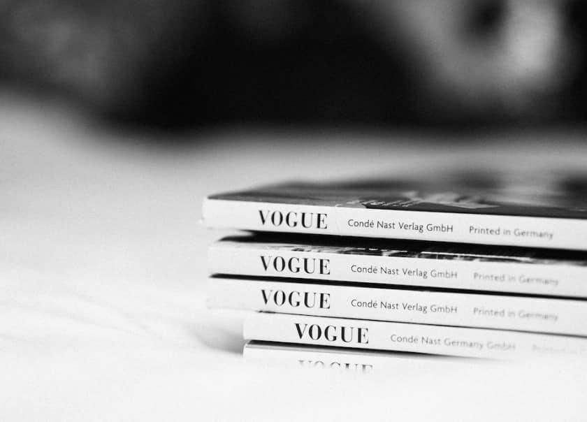 Jak blogerka naczelną Vogue została.