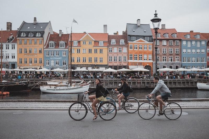 Pozdrowienia z Kopenhagi!